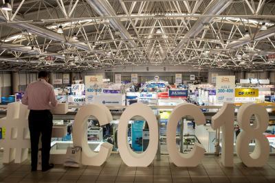 ECOC2018安捷康CWDM4-AWG与激光器两大新品广受欢迎