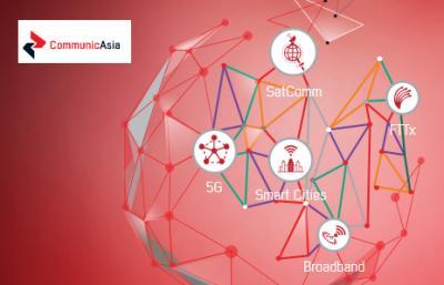 2018ComminicAsia 安捷康展示FTTH,5G,Data Center,传感等产品和解决方案!