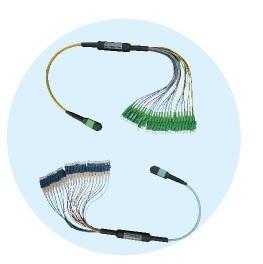 MPO/MTP 光纤产品